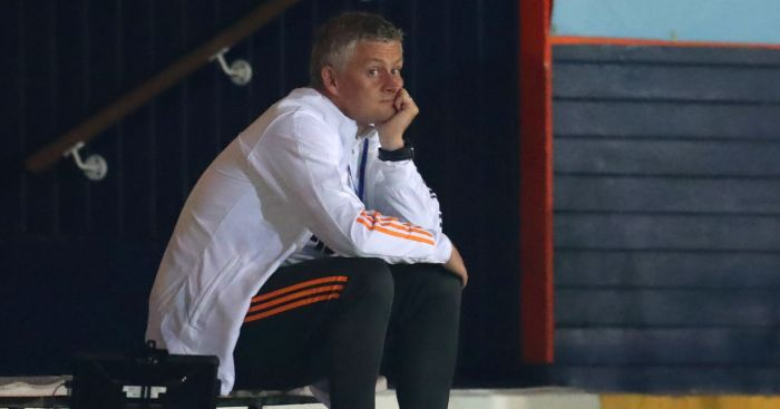 Ole offers one Man Utd player heading practice after Luton win
