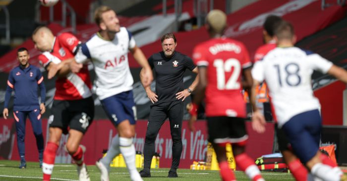 Southampton's high defensive line is low-hanging fruit