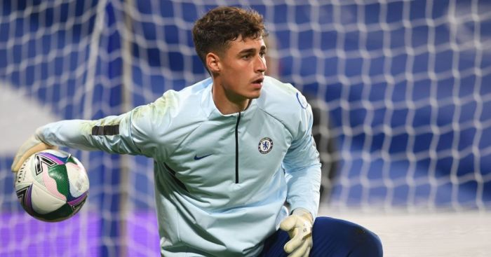 Chelsea set Kepa asking price after Mendy joins for £22m