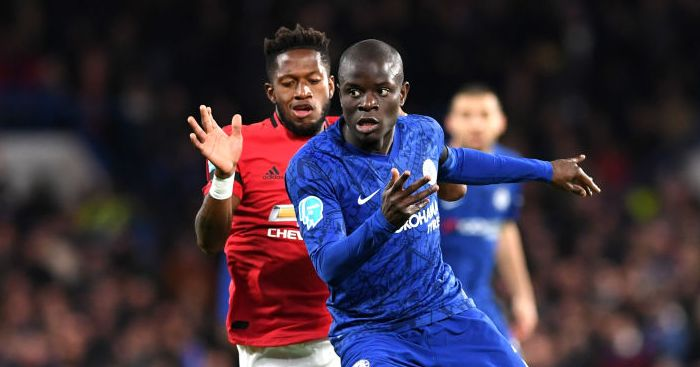 fred kante man united chelsea