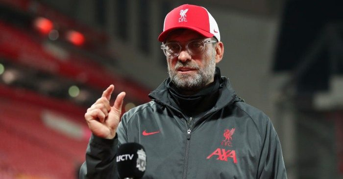 Jurgen-Klopp Liverpool
