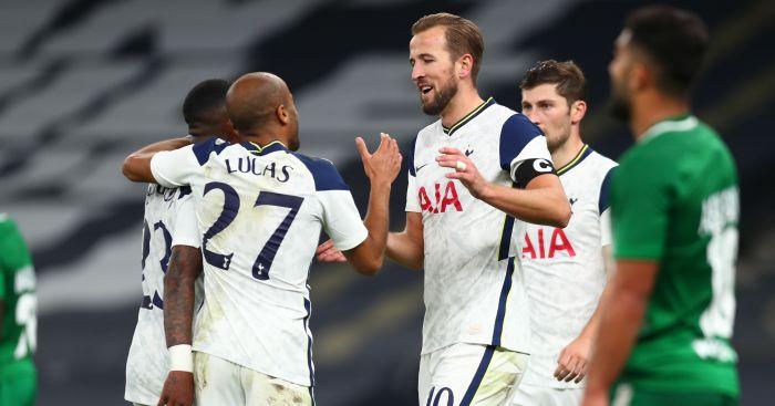 Harry Kane Tottenham Maccabi Haifa