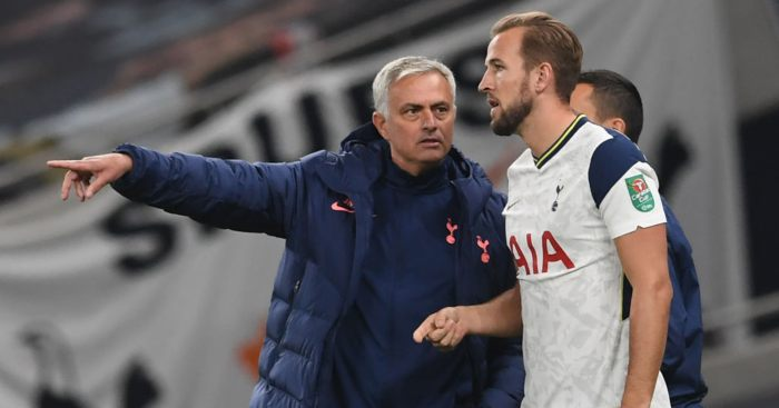 Mourinho hits back at 'Gary' Southgate over Kane plans - Football News -
