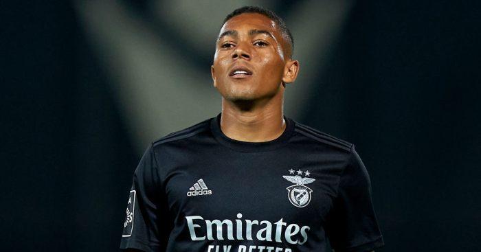 Carlos Vinicius Benfica Spurs