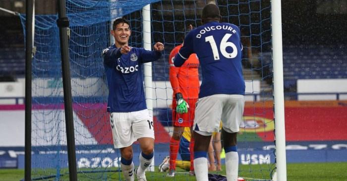 Everton Brighton Rodriguez