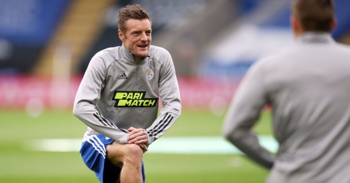Liverpool legend warns that Vardy will be 'scenting blood ...