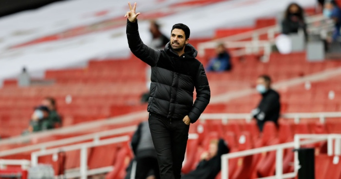 Arteta 'pleased' with win over 'difficult opponents' Sheff Utd thumbnail