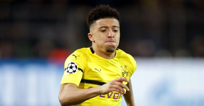 sancho liverpool man utd