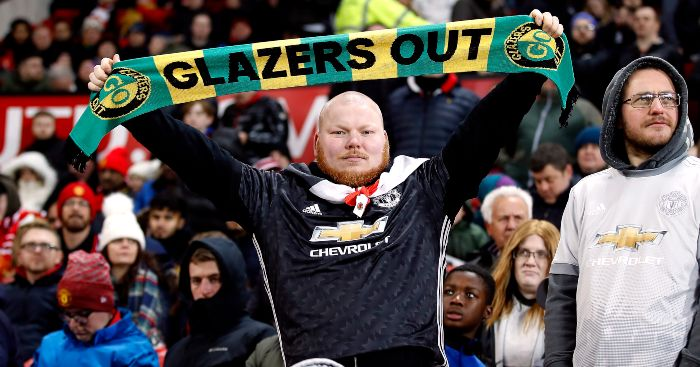 glazers manchester united fans