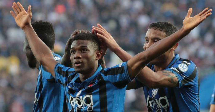 Amad Diallo Atalanta Man Utd