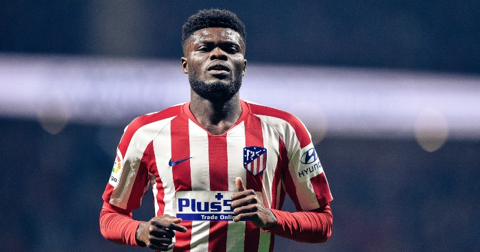 How Thomas Partey was persuaded to join Arsenal over Chelsea