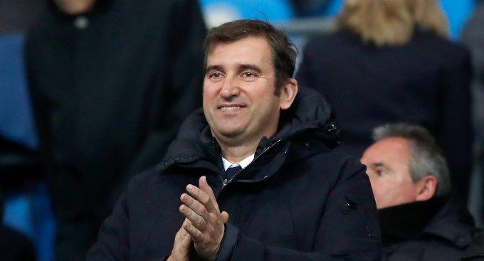 Ferran Soriano Manchester City