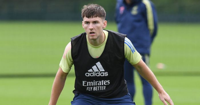 Kieran Tierney Arsenal