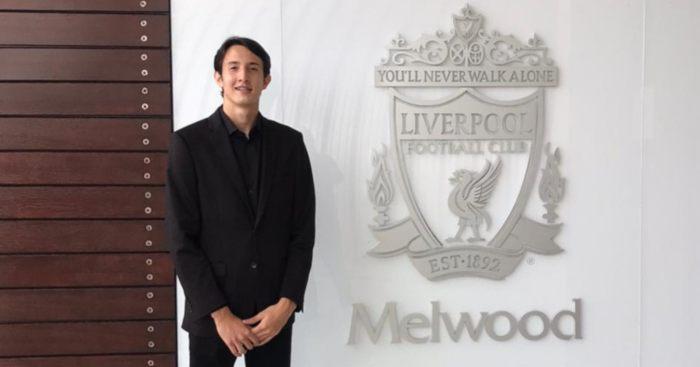 Marcelo Pitagula Liverpool