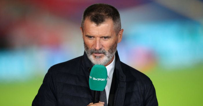 Roy Keane Man Utd England