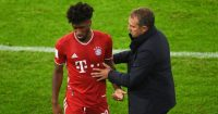 Kingsley Coman Bayern Munich Man Utd