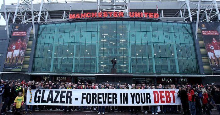 Glazers Man Utd