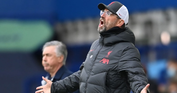 Liverpool boss Klopp baffled by two VAR decisions in derby