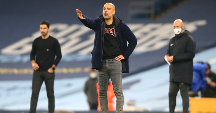 Guardiola praises players after 'important victory' over Arsenal