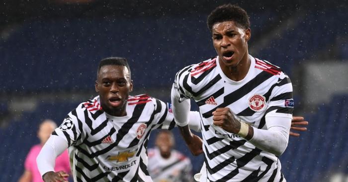 PSG v Man Utd