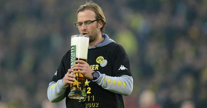 Jurgen Klopp Borussia Dortmund Liverpool