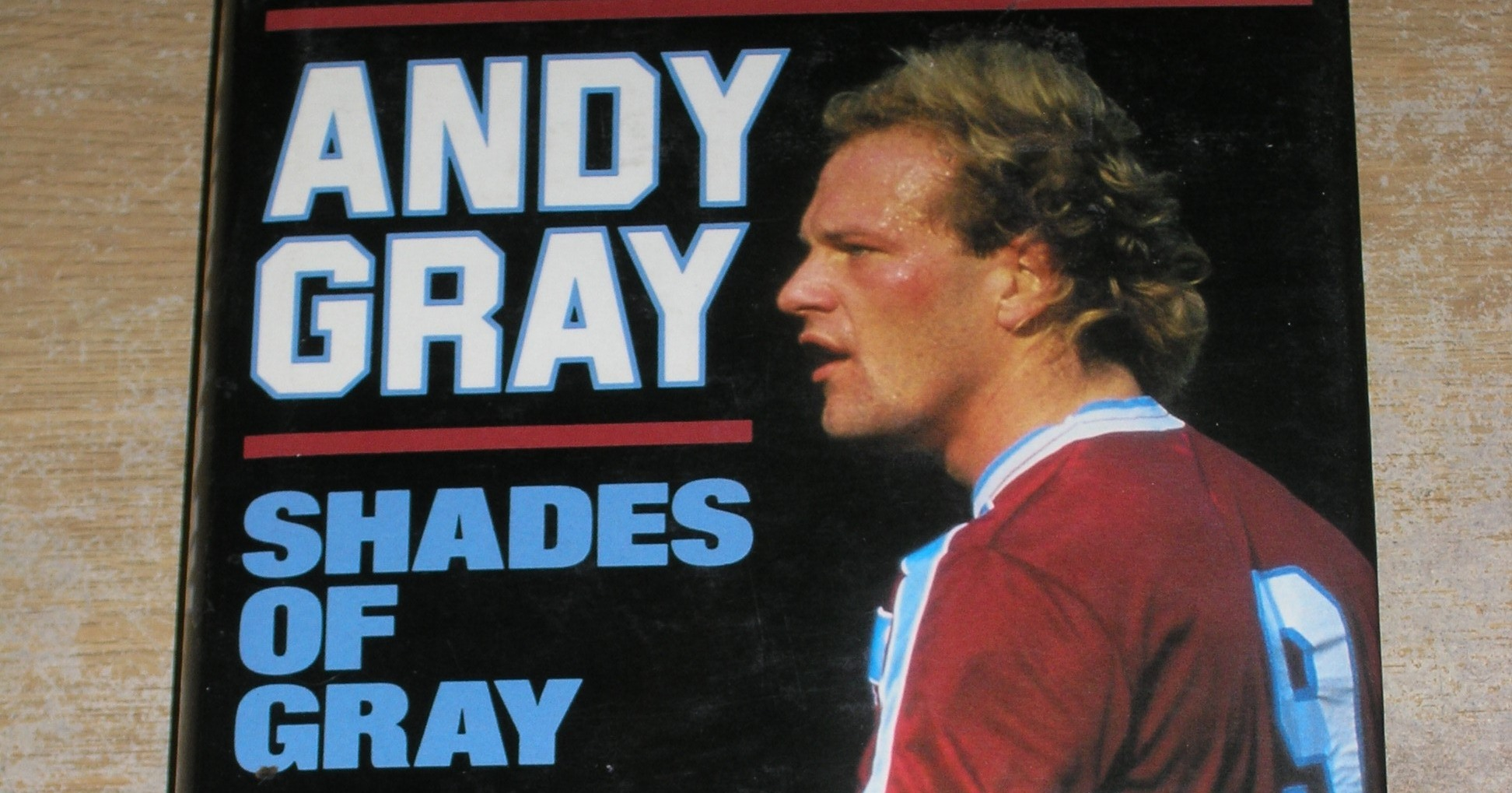 The Football Book Club reads: Andy Gray's 'Shades of Gray' - Football News -