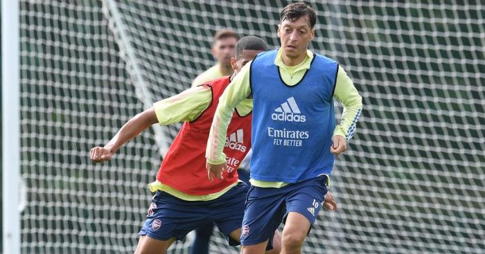 Ozil Merson Arsenal