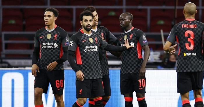 Ajax v Liverpool