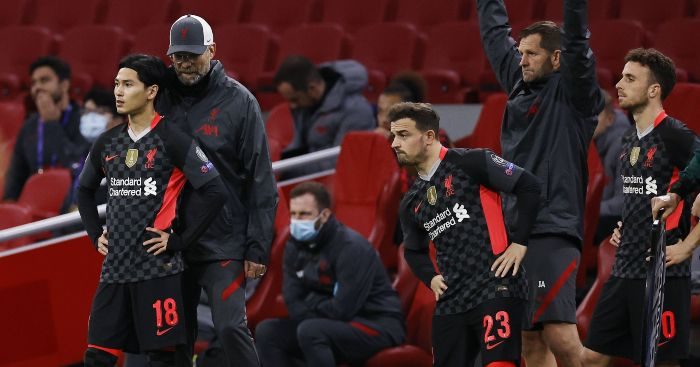Liverpool manager Klopp hails 'incredible' forward and ...
