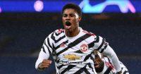 Marcus Rashford Man Utd