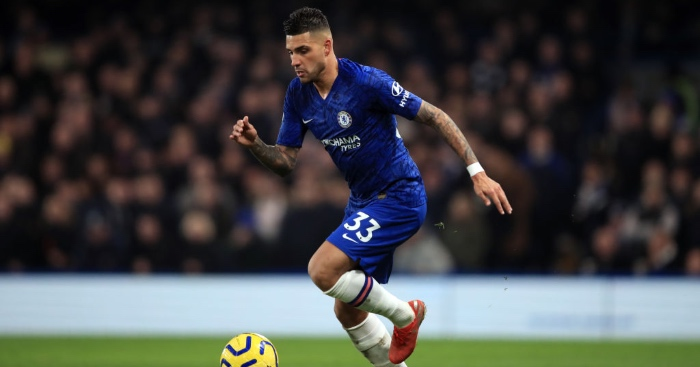 Chelsea defender Emerson linked with January loan move to Italy
