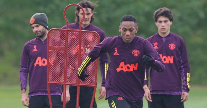 Anthony Martial Man Utd