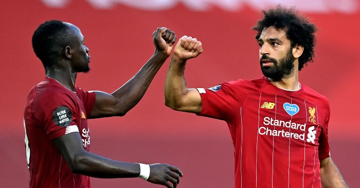 Salah told to be 'careful' with 'sacrificing' Mane in stark Liverpool warning
