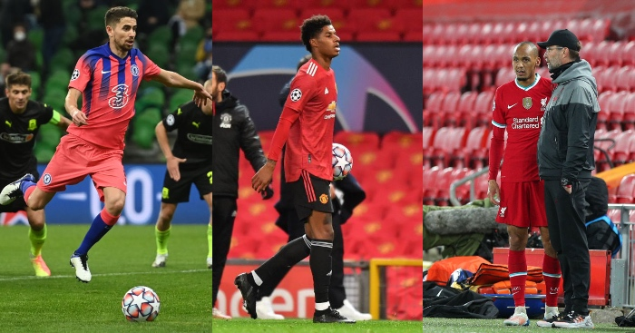 Rashford Tops Champions League Winners And Losers After
