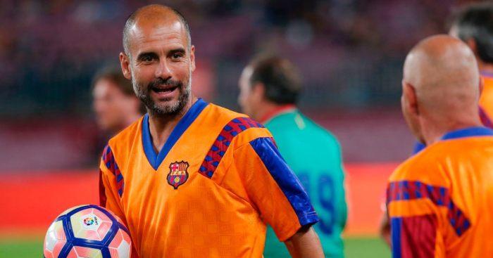 Pep Guardiola Barcelona