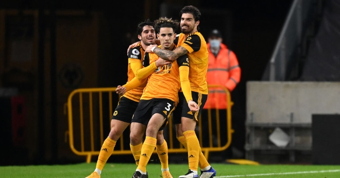 Wolves Crystal Palace