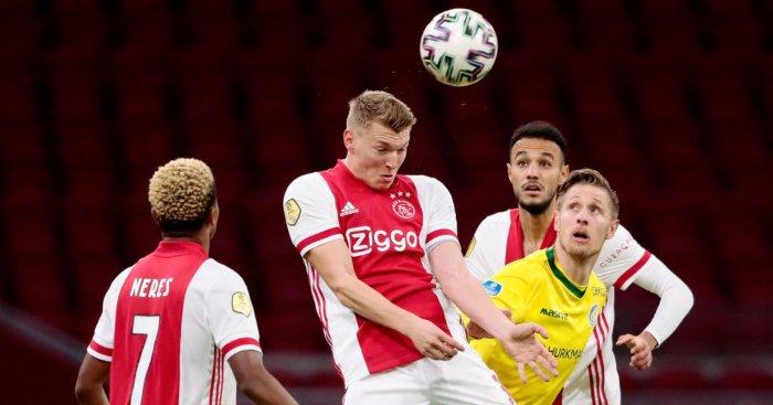 Perr Schuurs Ajax Liverpool