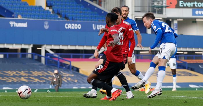 Ex-Liverpool man hits out at two Man Utd players in Everton win