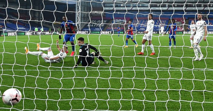 Jordan Ayew Crystal Palace Leeds