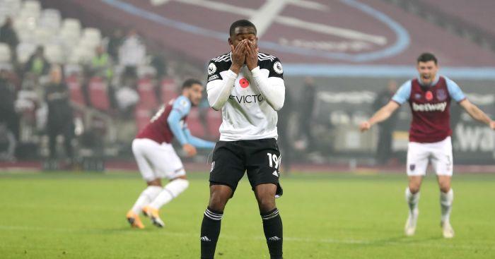 Ademola Lookman West Ham Fulham