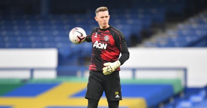 Henderson Man Utd