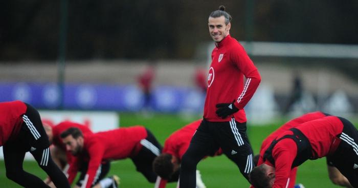 Bale Wales Tottenham