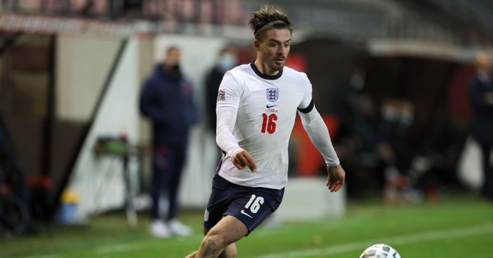 Grealish Southgate