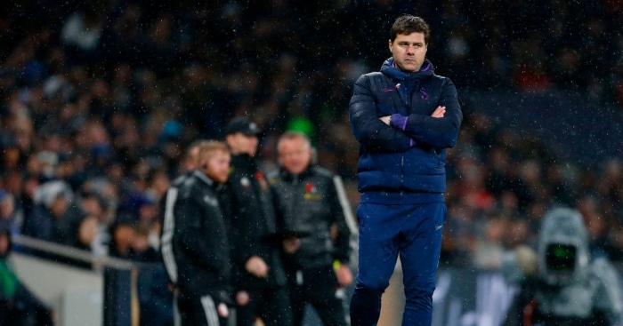 Pochettino Man Utd Spurs