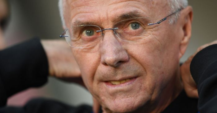 Sven-Goran Eriksson Liverpool