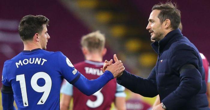 Mason Mount Frank Lampard Chelsea