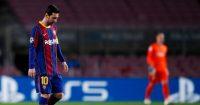 Messi Rivaldo Barcelona