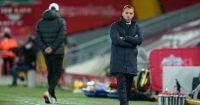 Brendan Rodgers Leicester City Jurgen Klopp Liverpool