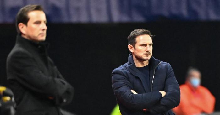 Lampard Chelsea Rennes