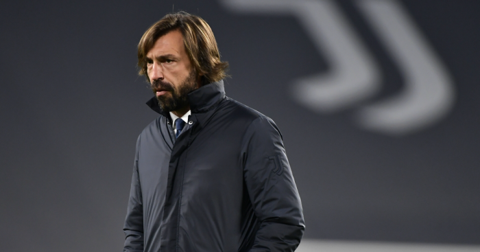 Pirlo unimpressed with key Juventus man after CL clash